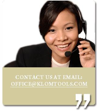 klom tools contact us
